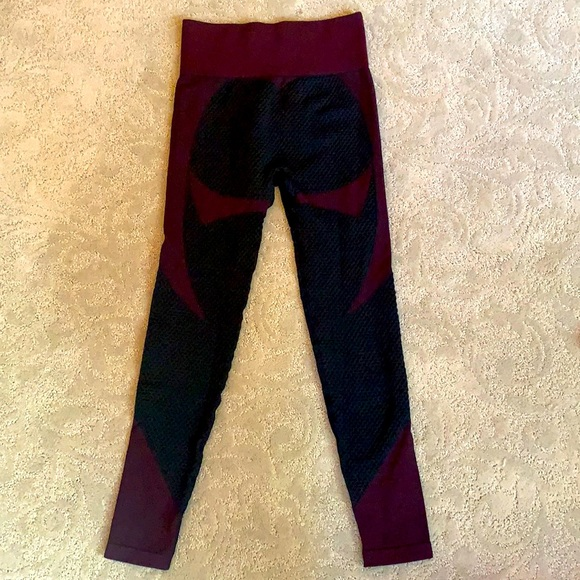 SHEIN athletic tights NWOT